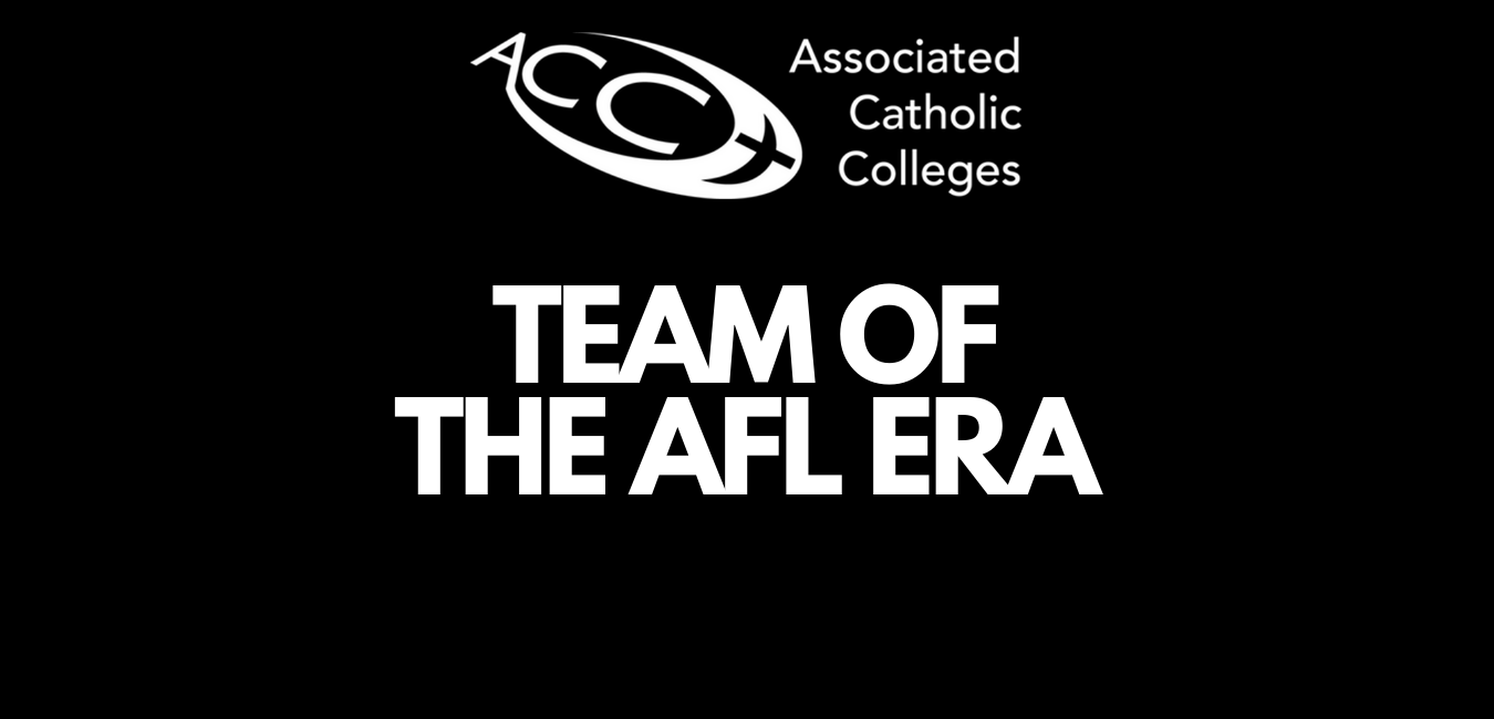 ACC Football Team Of The AFL Era